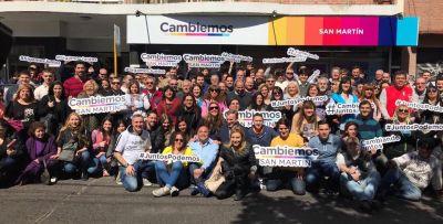San Martín: Cambiemos debate si ir o no por la Presidencia del concejo deliberante