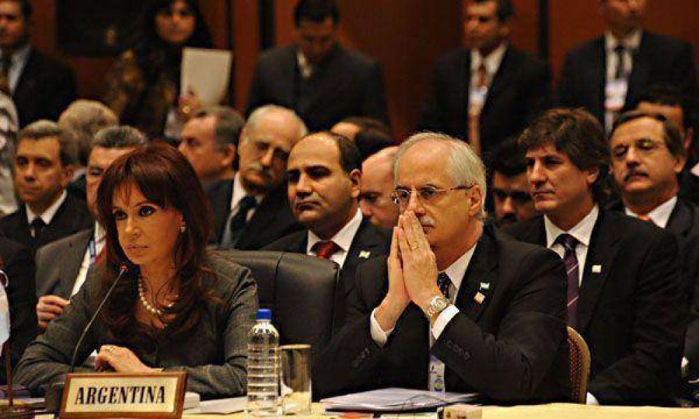 En la Cumbre del G-20, la Argentina insistirá con reformar organismos financieros internacionales