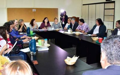 Se reabre la paritaria y Utelpa pide otra actualización salarial