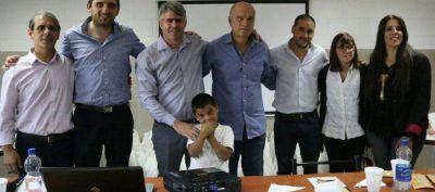 Lanús: presentan el programa de fortalecimiento infancia