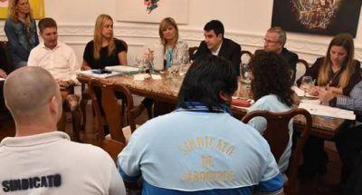 El Concejo apoyó a trabajadores de Unilever