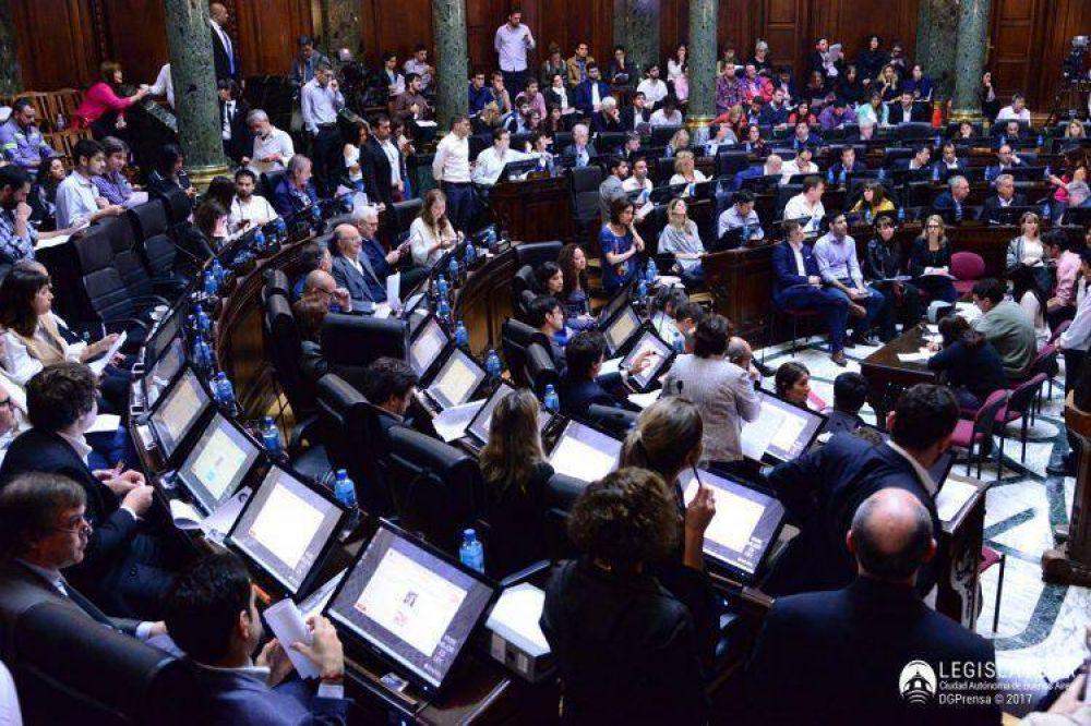 Subte: polémica y cruces en la Legislatura