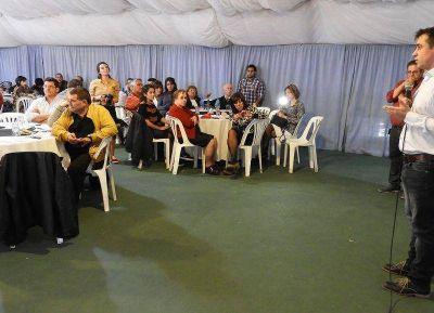 Se desarrolló la Convención Evangélica Nacional en la iglesia Bethel