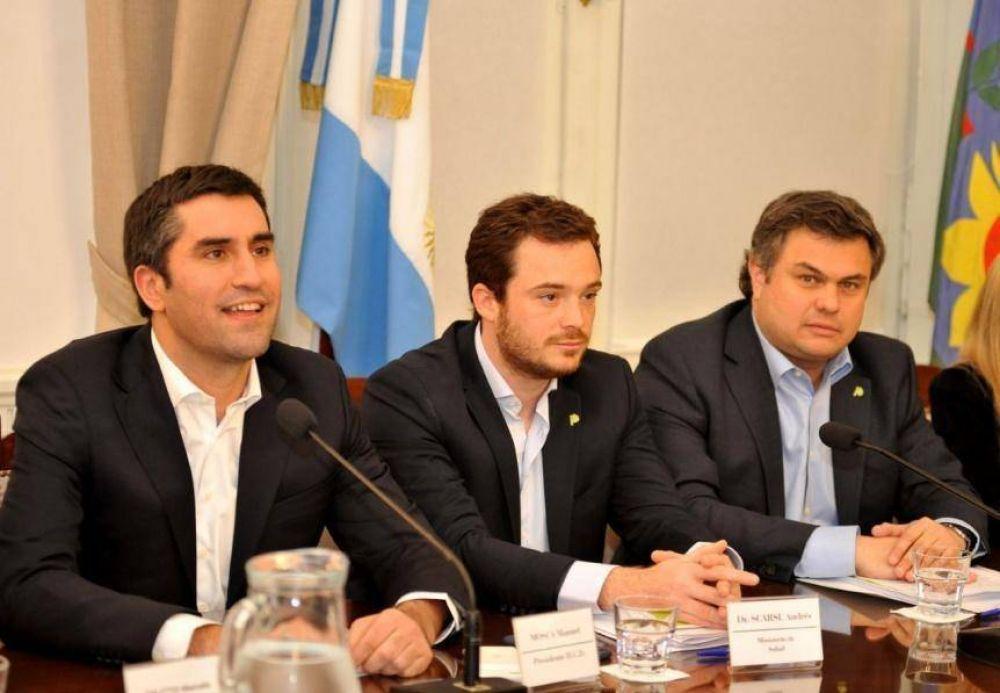 Presupuesto, apuro y polémica: el oficialismo convocó a sesión para la semana que viene