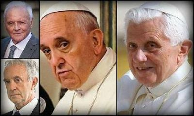 Netflix otra vez sobre el Papa Francisco