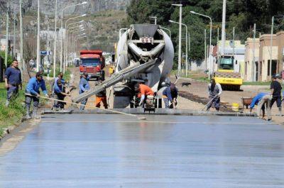 Tandil lanzó un nuevo plan de obras de infraestructura vial