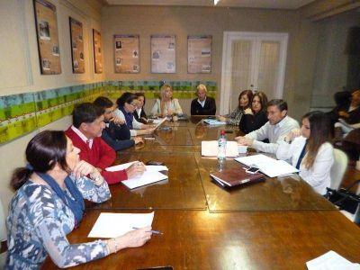 Reunión de la Comisión de Cultura