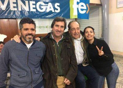 Contundente apoyo del Partido Fe y del PRO a Alejandro Issin