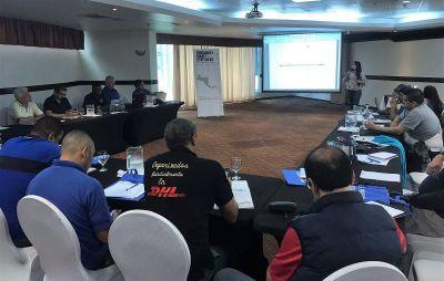 Logística DHL: la ITF definió un plan acción regional para los sindicatos