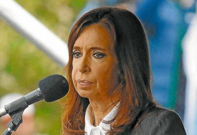 CFK acusó a Macri de usar a la Justicia contra los opositores