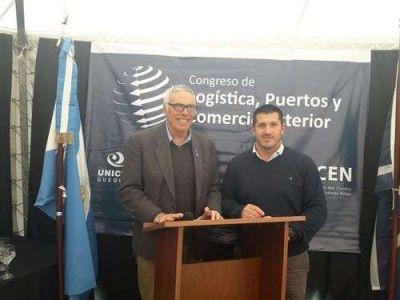Autoridades expusieron en el Congreso de Logística, Puerto y Comercio