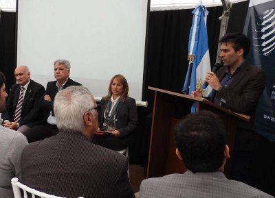 El intendente de Necochea en la Universidad del Centro: