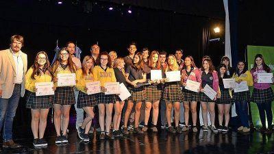Cientos de alumnos de escuelas de San Femando participaron del Programa de Pasantías