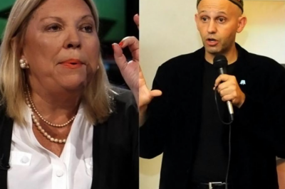 """¿Te acordás cuando Lilita dijo que Bergman no """"lucha contra la corrupción""""?"""