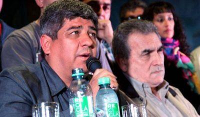 """Pablo Moyano: """"La reforma laboral de Macri es peor que la de Menem"""""""