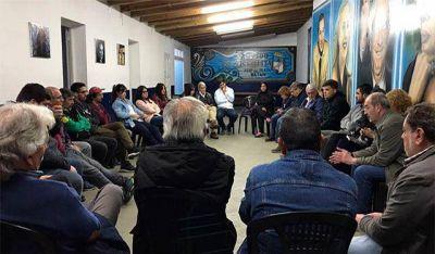 El peronismo local trabaja por la unidad de cara a las próximas elecciones internas