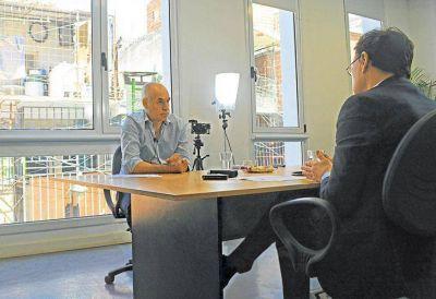 """Rodríguez Larreta: """"Vidal y yo somos lo mismo que Macri"""""""