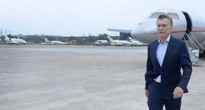 Macri viaja a Nueva York en busca de inversiones