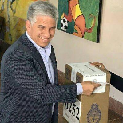 Poggi tendrá competencia interna para ser el candidato a gobernador de Avanzar y Cambiemos