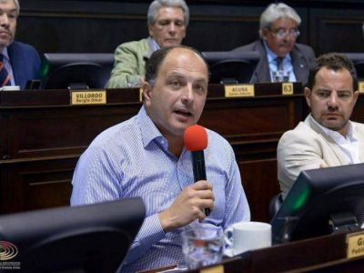Garate pide beneficios impositivos para la región del sudoeste bonaerense