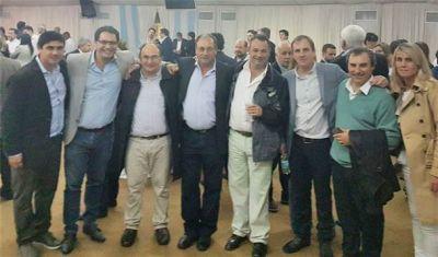 José Gabriel Erreca participó de un encuentro encabezado por la gobernadora Vidal