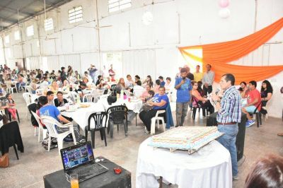 """Olivera: """"El proyecto político sigue, pero la prioridad es el vecino"""""""