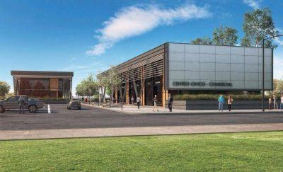 Así será el Parque Industrial del futuro: con centro cívico y comercial y espacios verdes