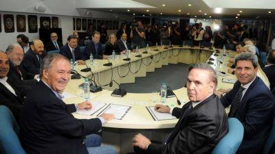 Los gobernadores llevarán 13 reclamos a la Quinta de Olivos: todos son por plata