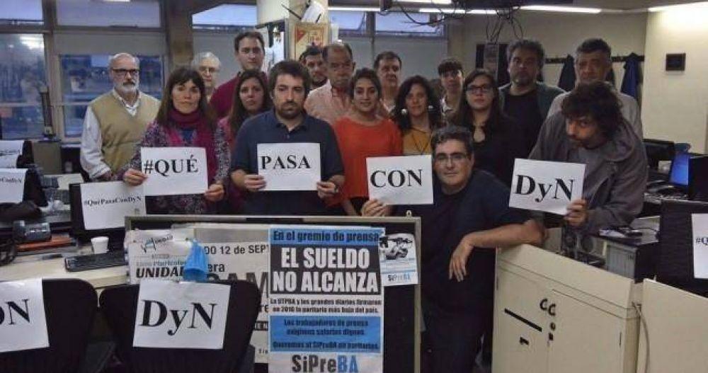 Tras AGR, Clarín cierra la agencia DyN