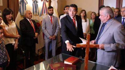 Marcelo Banegas es el flamante subsecretario de Gobierno