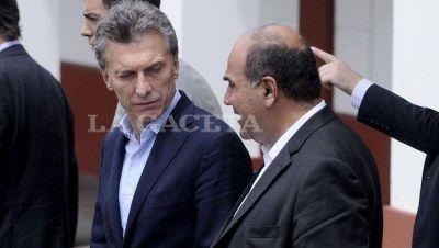 Manzur viaja el jueves a Buenos Aires con dos reclamos para Macri: el precio del bioetanol y el impuesto a las gaseosas