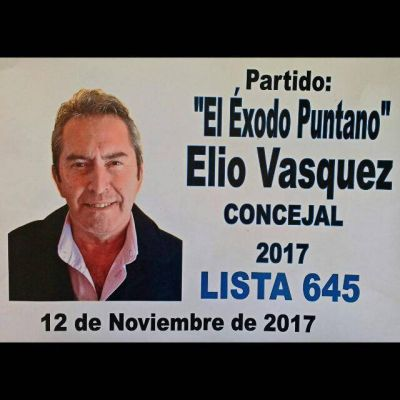 """Vásquez, candidato por Éxodo Puntano: """"A la gestión de Ponce le falta control"""""""