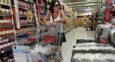 El consumo sigue para abajo en la provincia de Buenos Aires