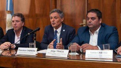 Nicolás Dujovne, Jorge Triaca y Francisco Cabrera defenderán las reformas en una reunión clave con la UIA