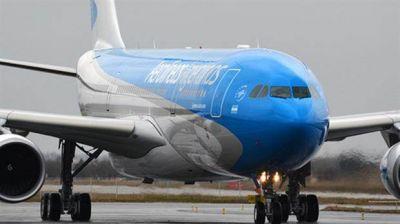 El plan de Aerolíneas Argentinas contra los paros: lejos de un acuerdo, estudia achicar la oferta de vuelos