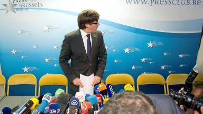 Puigdemont contra la Justicia española