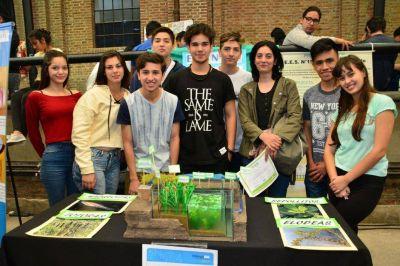 Alumnos proponen utilizar plantas acuáticas para limpiar la Cuenca Matanza - Riachuelo