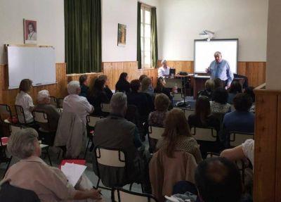 Faera: Reunión de representantes legales de la provincia de Buenos Aires