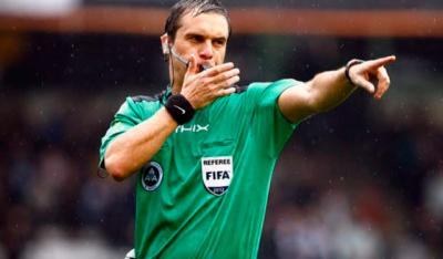 Aumento salarial del 41,7% para árbitros de fútbol