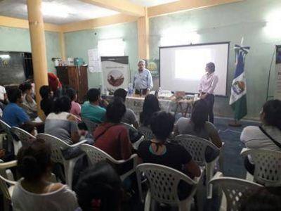 Rurales: Talleres sobre prevención de consumo de sustancias psicoactivas