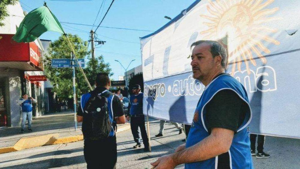 """""""Ni los milicos se animaron a beneficiar tanto a las grandes empresas"""", dijo Aguiar"""