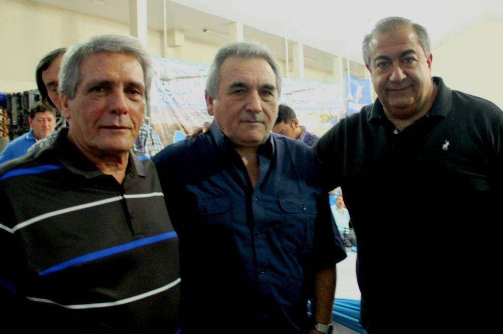 La CGT, junto al gobernador de San Juan, presentan el parque industrial ladrillero