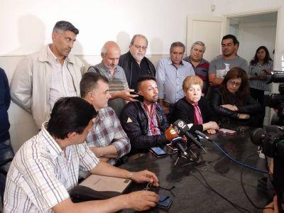 Convocan a un Movimiento Sindical Sanluiseño contra las reformas de Macri