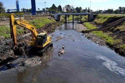 Emergencia hídrica: presentan a Provincia nuevos proyectos de obras