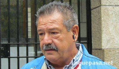 """Luis María Muñoz: """"El paro de municipales tuvo un alto acatamiento"""""""