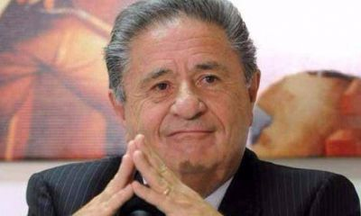 Acusan a Duhalde de empiojar la elección del PJ con la venia de Cambiemos