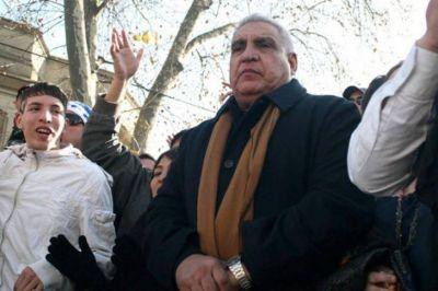 El Pata Medina apeló su prisión preventiva en la causa por coacción agravada