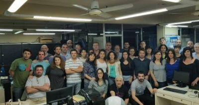Trabajadores de DyN denuncian que Clarín está vaciando la agencia