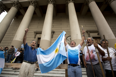 Francisco volvió a descartar una visita a la Argentina en 2018