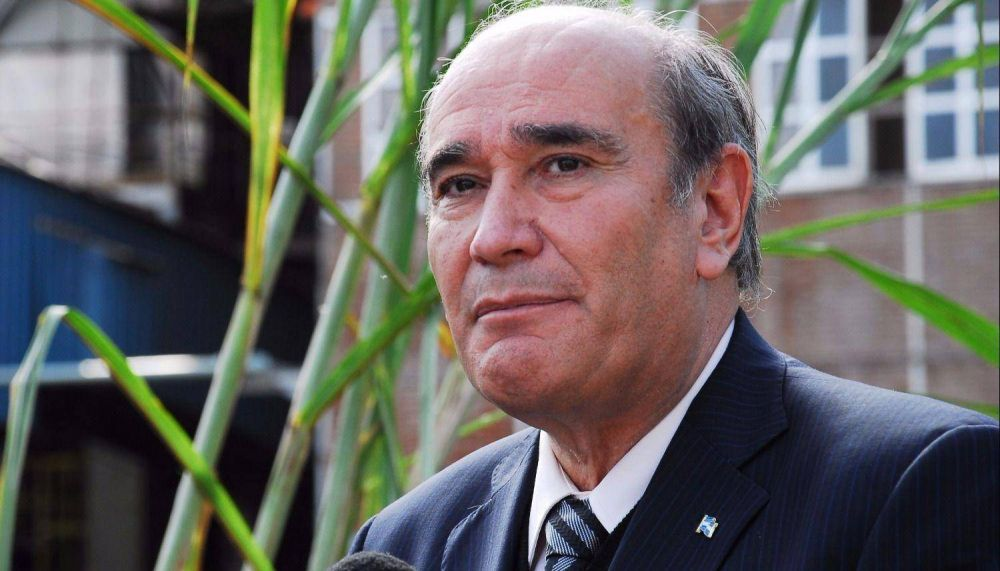 Rubén Rivarola encabeza la lista en el Justicialismo